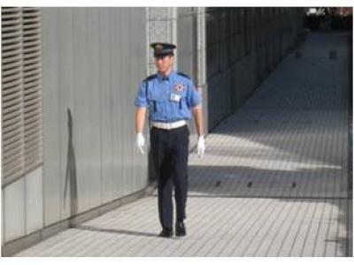警備員 中央区銀座5-6-12 株式会社スリーエス のアルバイト情報