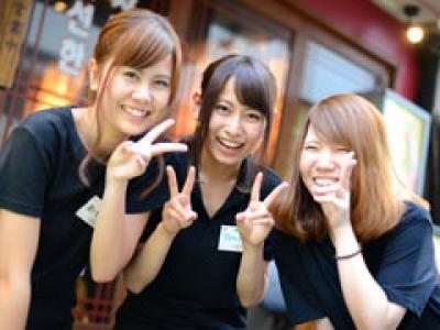 べじとん 中崎町店 のアルバイト情報