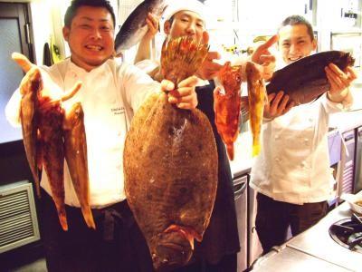 漁師×料理人 あぶらぼうず 白金高輪店 のアルバイト情報