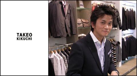 TAKEO KIKUCHI (タケオキクチ) 高島屋高崎店のアルバイト情報