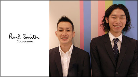 Paul Smith Collection(ポールスミスコレクション) 横浜高島屋店のアルバイト情報