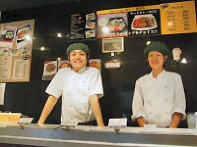 ミートカレーズDELI 東銀座店のアルバイト情報
