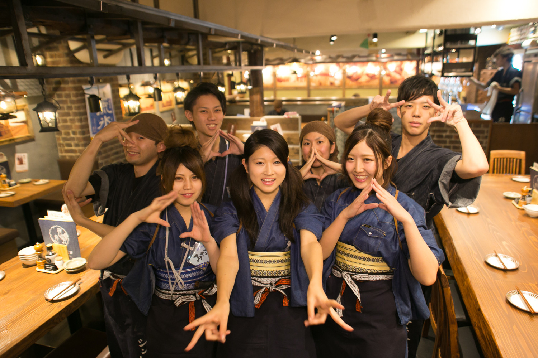 TSUKADA FARM(ツカダファーム)/北海道シントク町 塚田農場 武蔵小杉南口店 のアルバイト情報