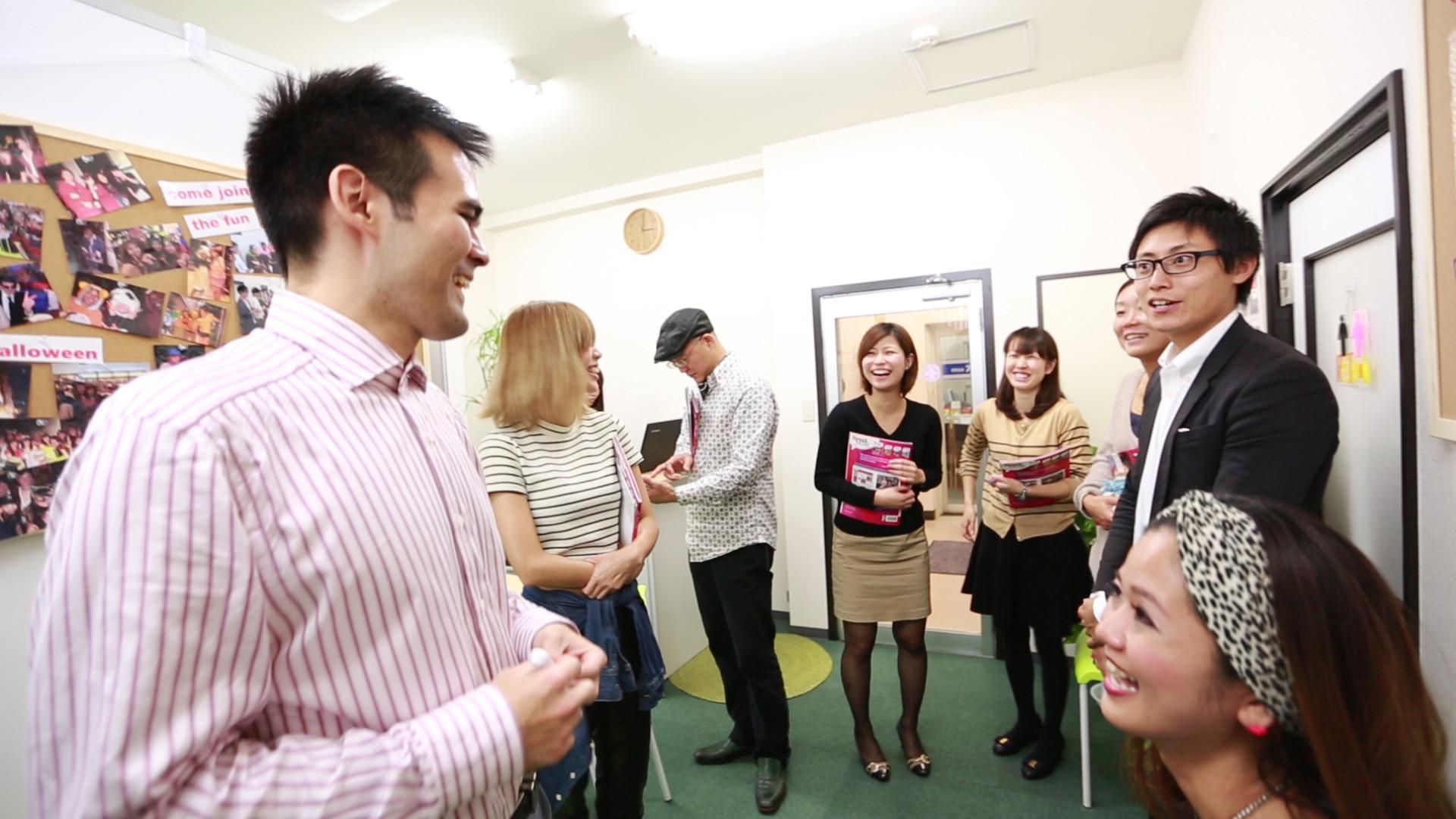 ワンコイングリッシュ 新宿校 のアルバイト情報