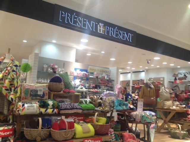PRESENT PRESENT(プレザンプレザン) アミュプラザおおいた店 のアルバイト情報