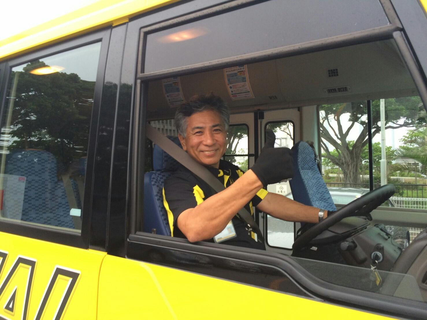 タイムズカーレンタル 那覇空港店(送迎バスドライバー) のアルバイト情報