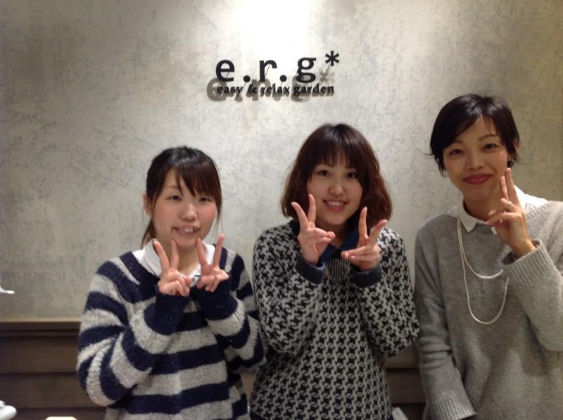 e.r.g(イーアールジー) イオンモール広島祇園店 のアルバイト情報