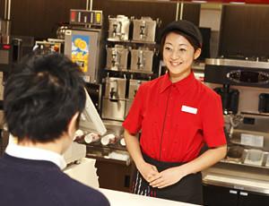 マクドナルド 477尾平店 のアルバイト情報