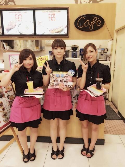 ビーンズカフェ ワンダーランド武雄店 のアルバイト情報