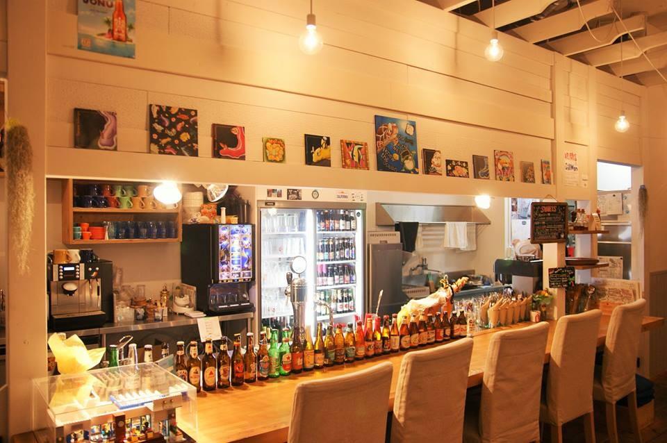 Divingshop&Cafe GillMan(ダイビングショップアンドカフェギルマン) のアルバイト情報