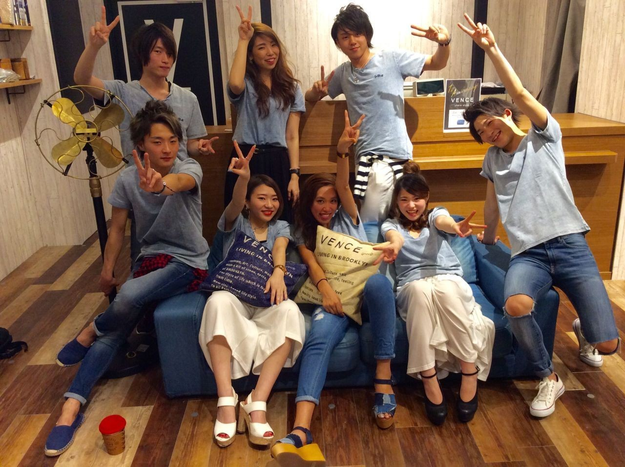 VENCE EXCHANGE(ヴァンスエクスチェンジ) イオンモール太田店 のアルバイト情報