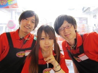 アミュージアム 北浦和店 のアルバイト情報