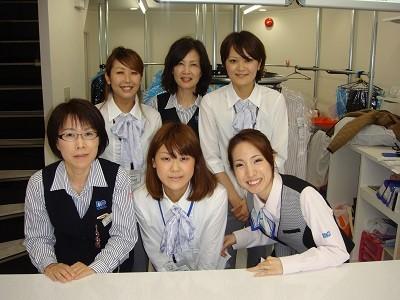 ノムラクリーニング 武庫之荘2号店 受付スタッフのアルバイト情報