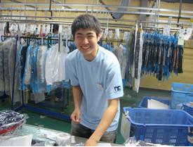 ノムラクリーニング 田原本事業所 軽作業スタッフのアルバイト情報