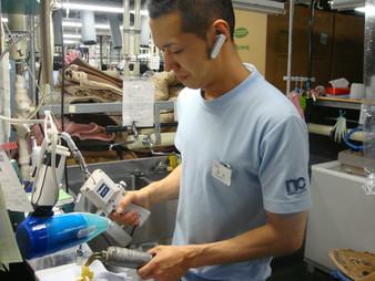 ノムラクリーニング 特殊品工場 軽作業スタッフのアルバイト情報