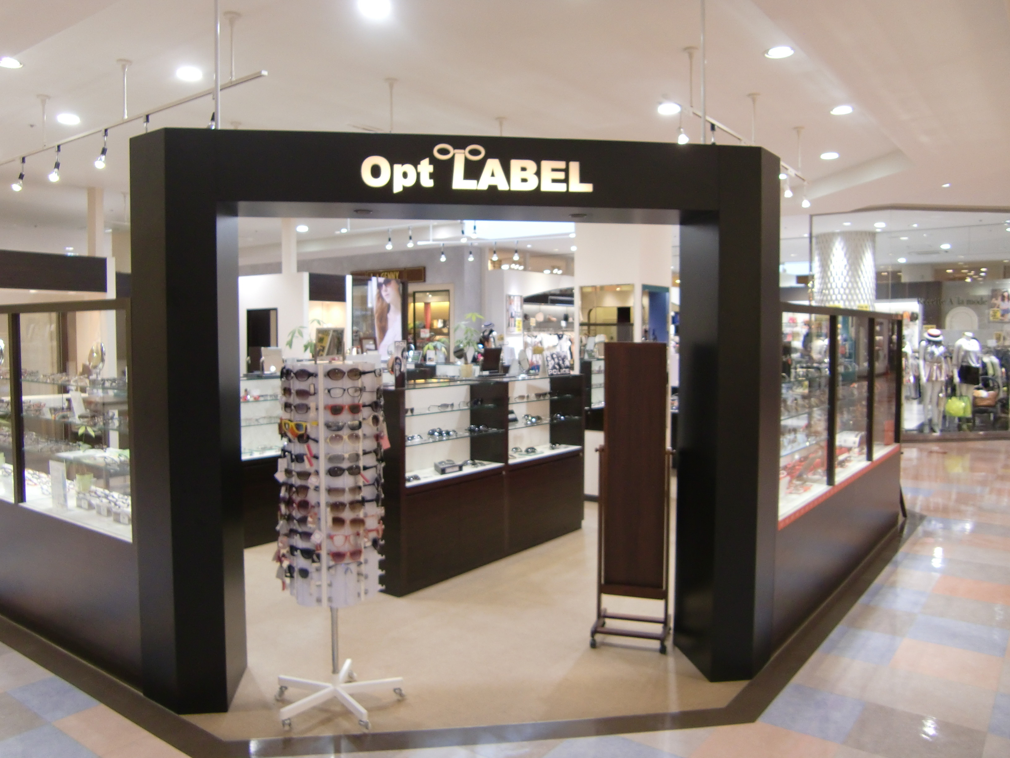 Opt LABEL 函館店 のアルバイト情報