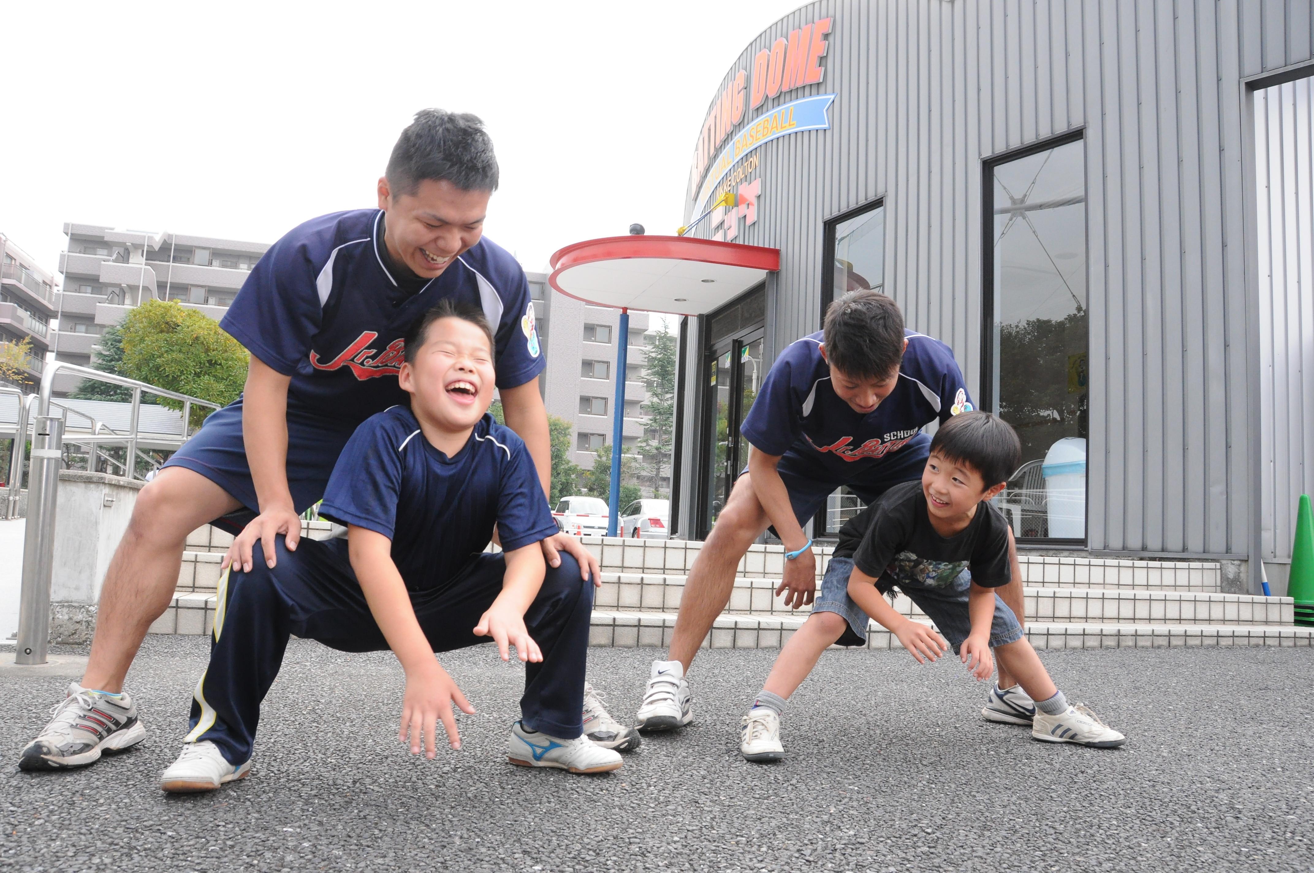 JBS(ジュニアバッティングスクール) ホームランスタジアム加古川校のアルバイト情報