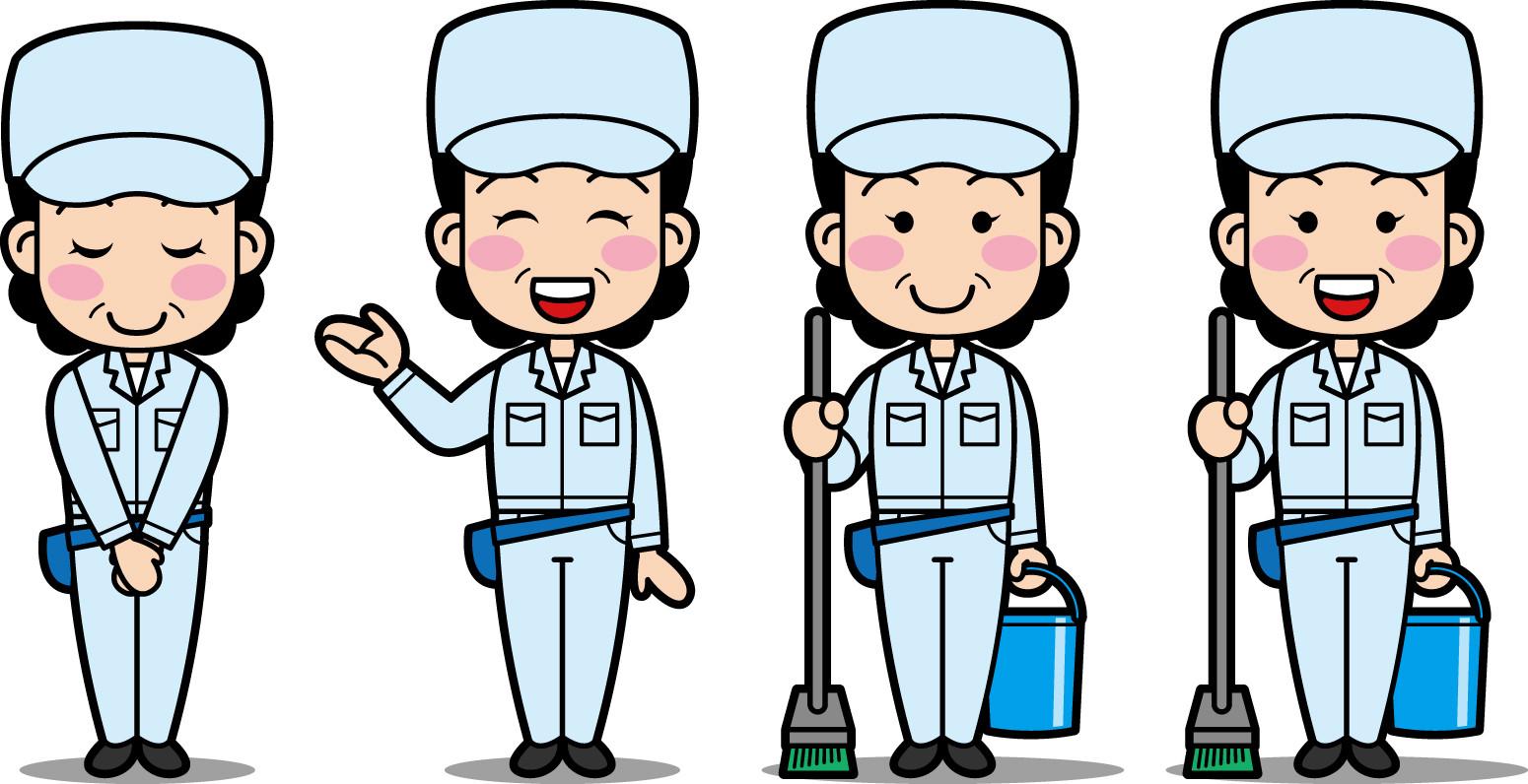 清掃スタッフ 高松市エリア ビューテック四国株式会社 香川営業所 のアルバイト情報