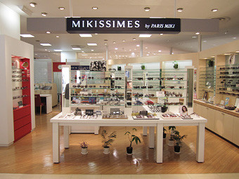 MIKISSIMES by PARIS MIKI(ミキシムバイパリミキ) ダイナシティウエストモール店 のアルバイト情報