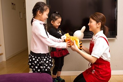 ベアーズ 神戸市長田区エリア ベビーシッターのアルバイト情報