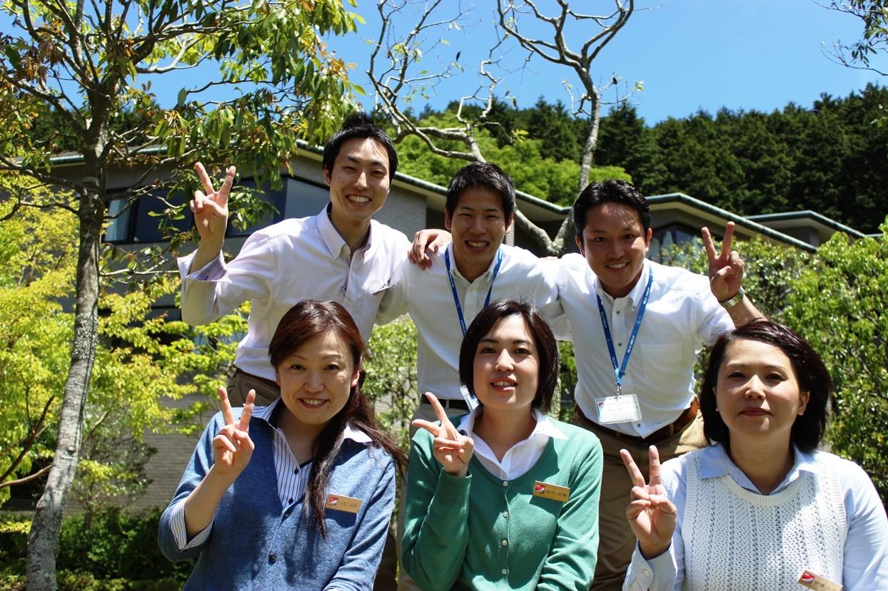 ポイントバケーション伊豆高原 のアルバイト情報