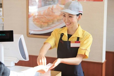 幸楽苑 太田飯田町店のアルバイト情報