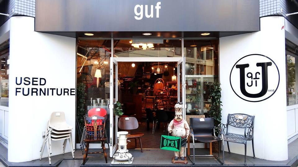 guf(ガフ) のアルバイト情報