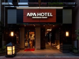 アパホテル〈新富町駅前〉 のアルバイト情報
