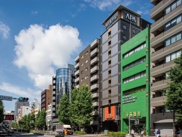 アパホテル〈浅草橋駅北〉 のアルバイト情報
