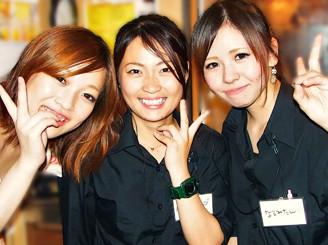 炎天家/clover/Blue  のアルバイト情報