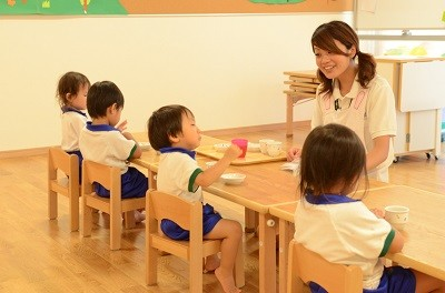 蓮美幼児学園 祐天寺ナーサリー のアルバイト情報