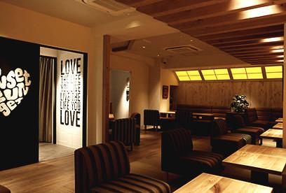 Sunset Lounget(サンセットラウンジェット) 祇園 ホールスタッフのアルバイト情報