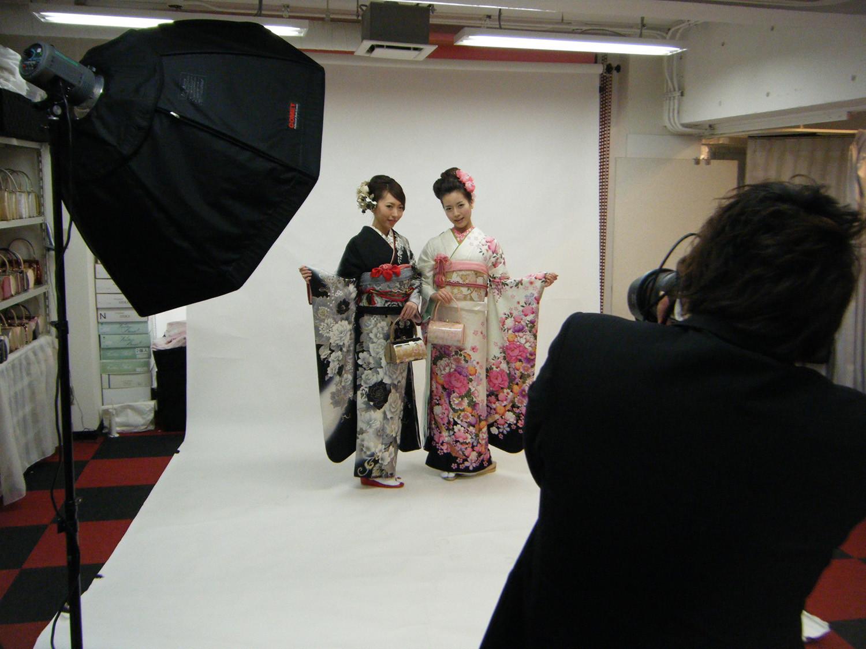 レンタルきもの Mine(マイン) 広島店 カメラマンのアルバイト情報