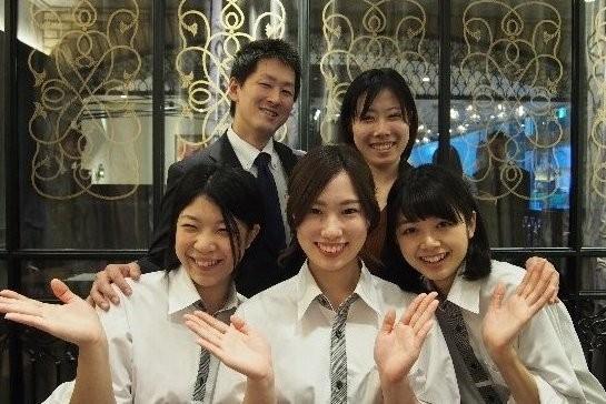 覇王樹 東京オペラシティ店 のアルバイト情報