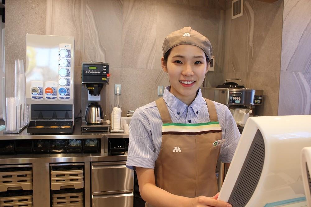 モスカフェ トキプレミアム・アウトレット店 のアルバイト情報