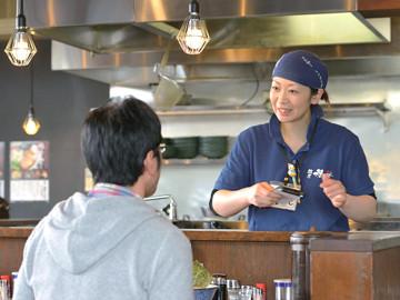 麺屋 穂華 自治医大店 のアルバイト情報