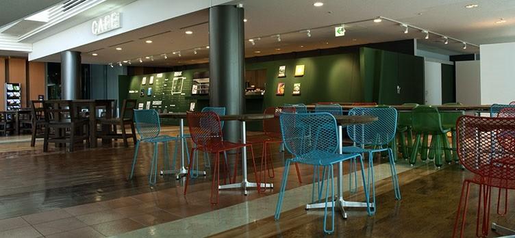 Miraikan cafe(ミライカンカフェ) のアルバイト情報