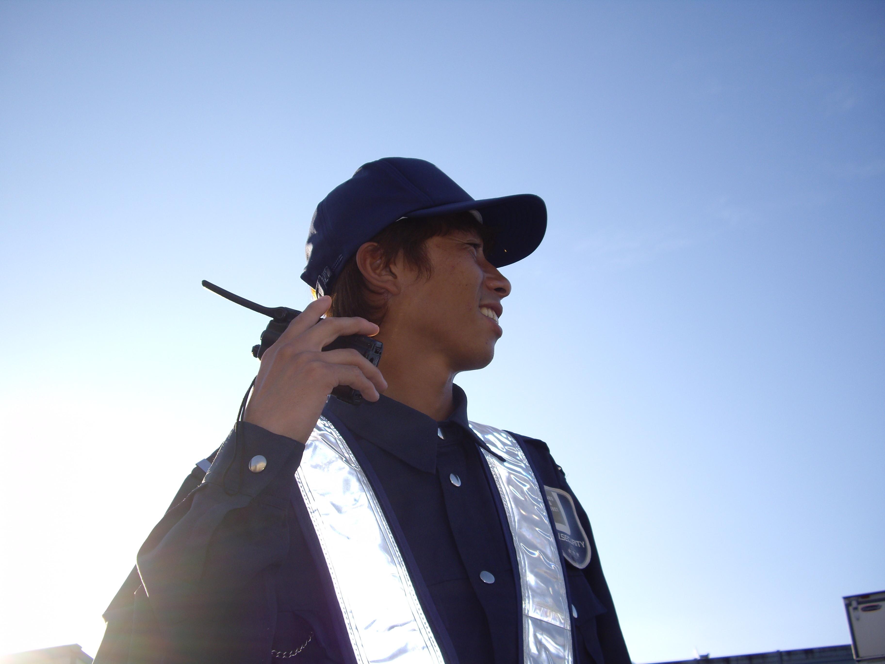 交通誘導スタッフ 刈羽郡刈羽村エリア 株式会社J.SECURITYのアルバイト情報