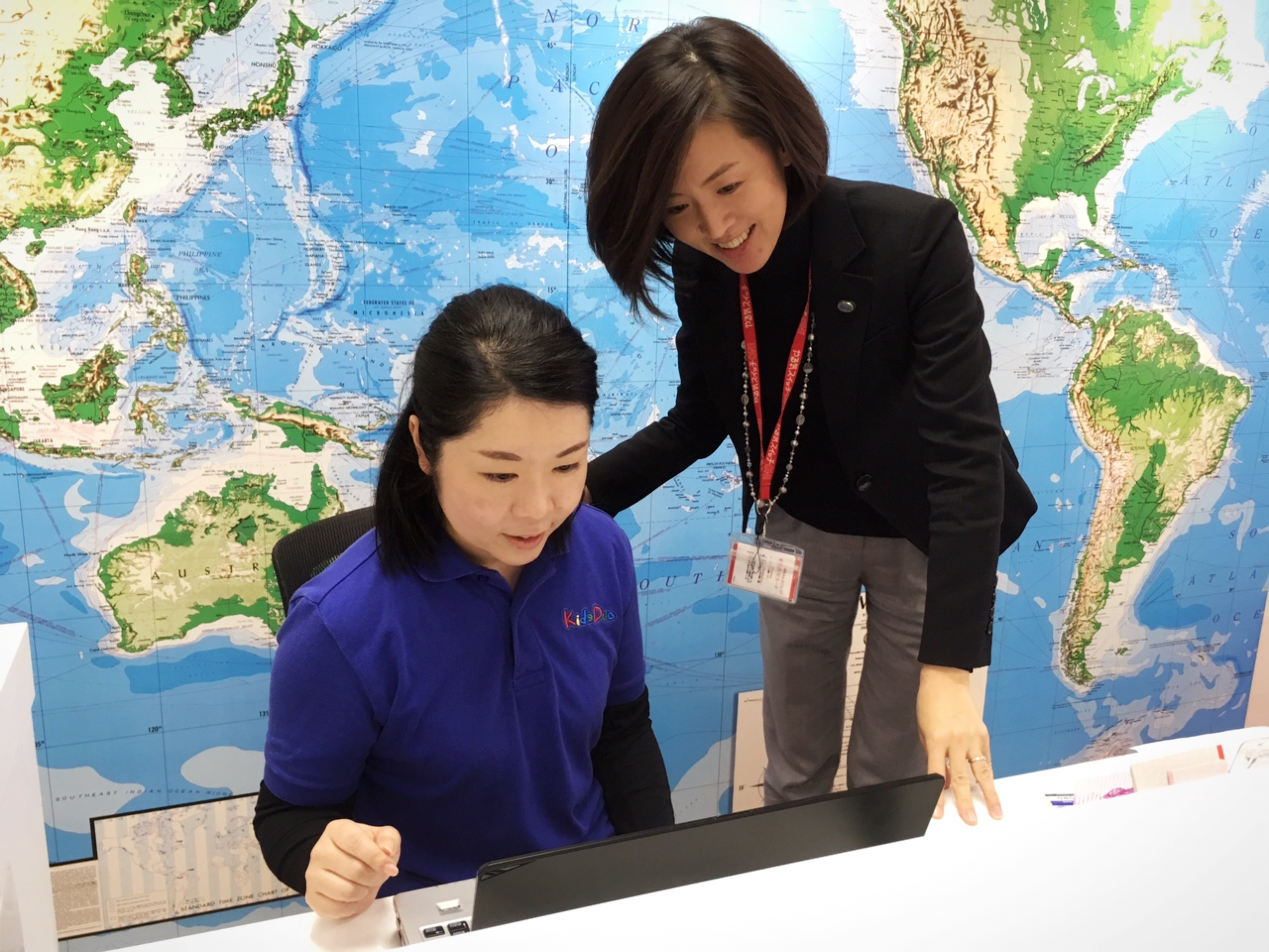 Kids Duo(キッズデュオ) 駒沢大学 スクールクラークのアルバイト情報