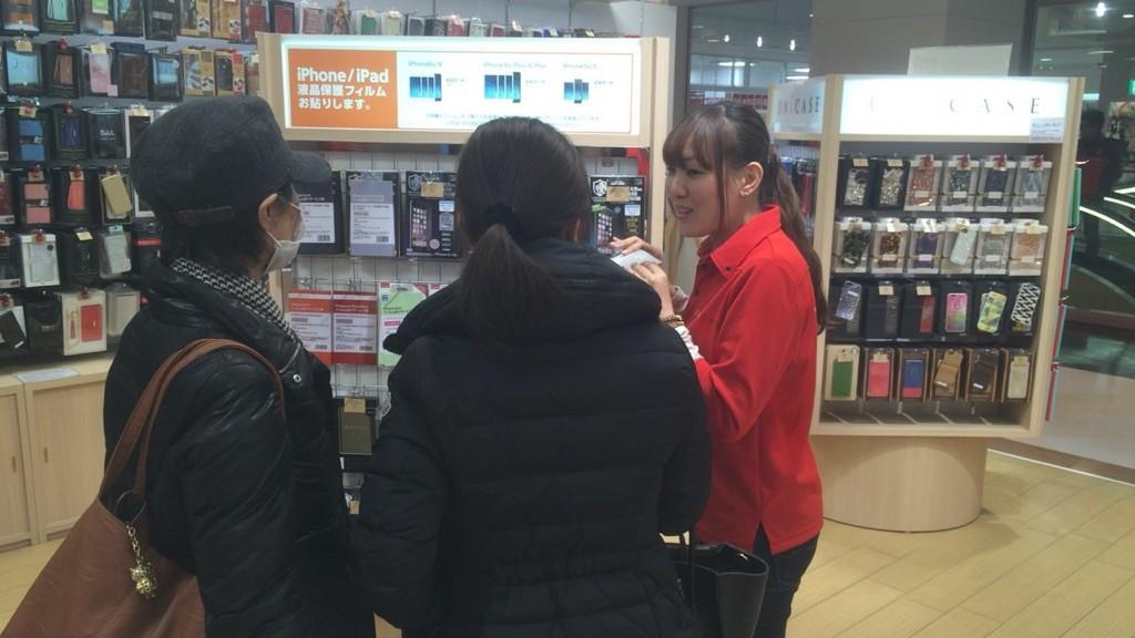 UNiCASE(ユニケース) アルカキット錦糸町店 のアルバイト情報