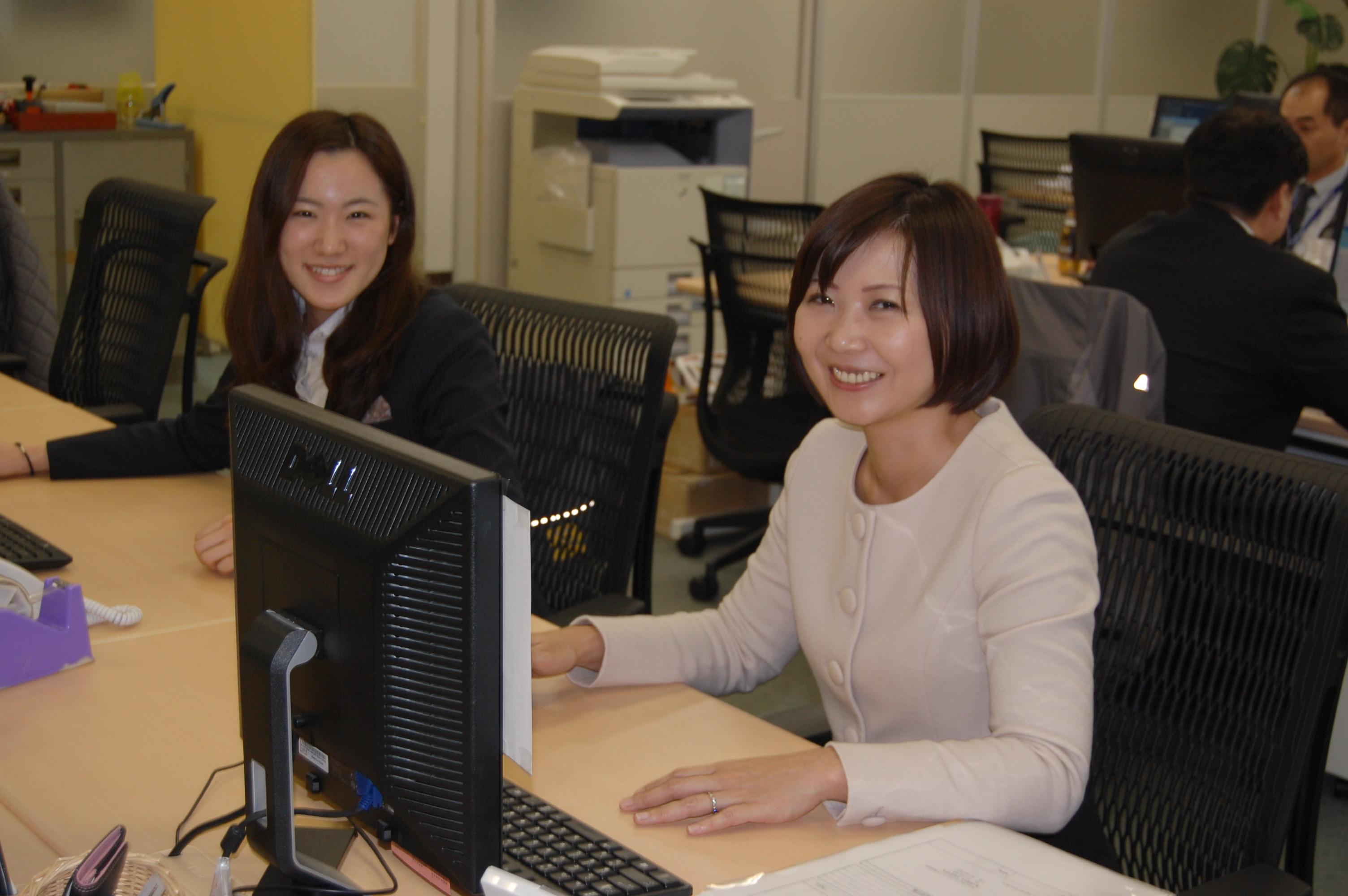 タイムズカーリペア 住之江センター 事務スタッフのアルバイト情報
