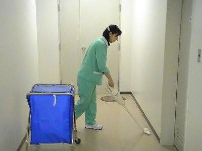 清掃スタッフ 洛西エリア 共同産業株式会社 のアルバイト情報