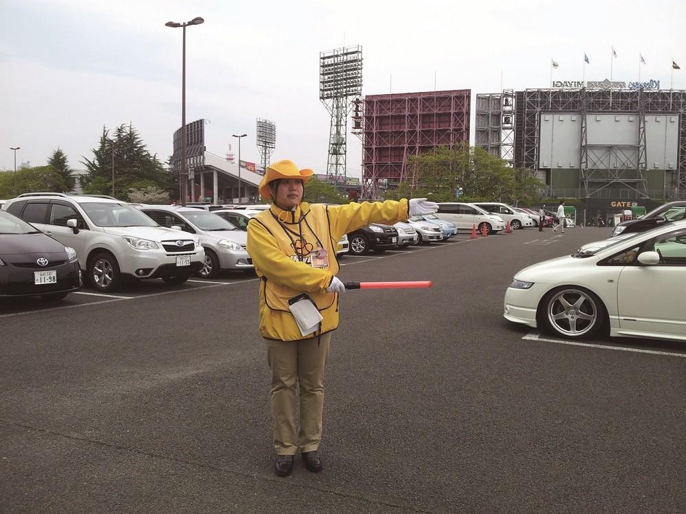 車両誘導スタッフ 花巻市 東洋ワークセキュリティ株式会社 盛岡営業所のアルバイト情報