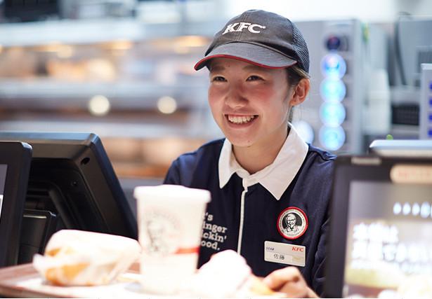 ケンタッキーフライドチキン 鶴岡ミーナ店 のアルバイト情報