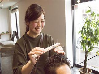 SALONS HAIR(サロンズヘアー) 松山鴨川店のアルバイト情報