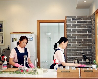清掃スタッフ 横浜市青葉区エリア モーリーメイド のアルバイト情報