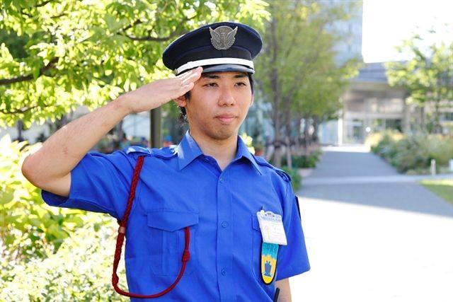 警備員 小平市エリア 日章警備保障株式会社  のアルバイト情報