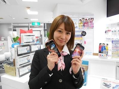 スマートフォンパークエディオン 横浜店(株式会社シエロ)のアルバイト情報