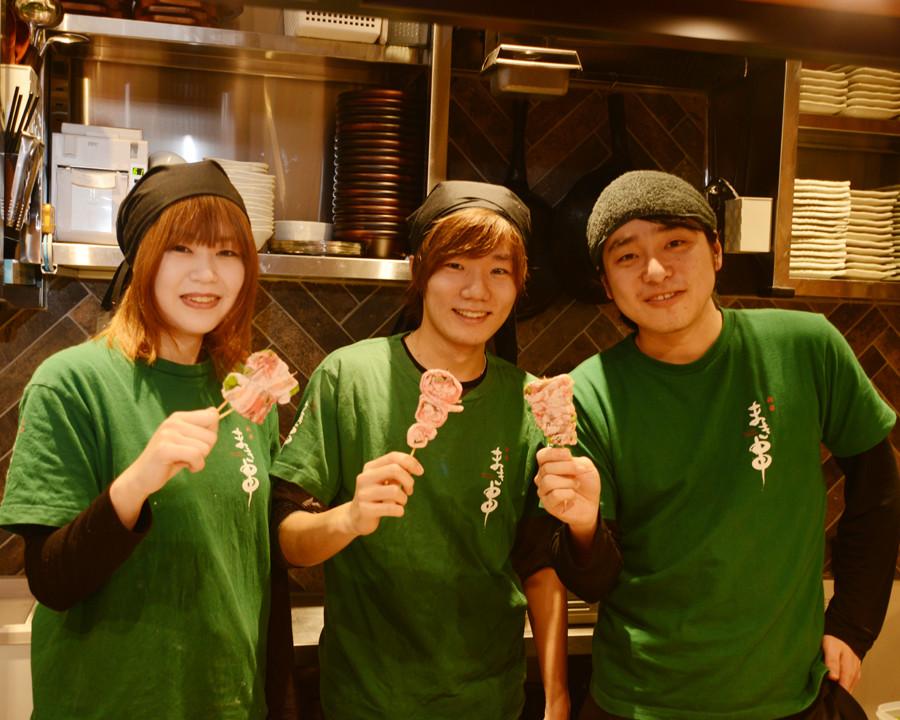 くし焼き 串タロー 新宿東口2号店 のアルバイト情報