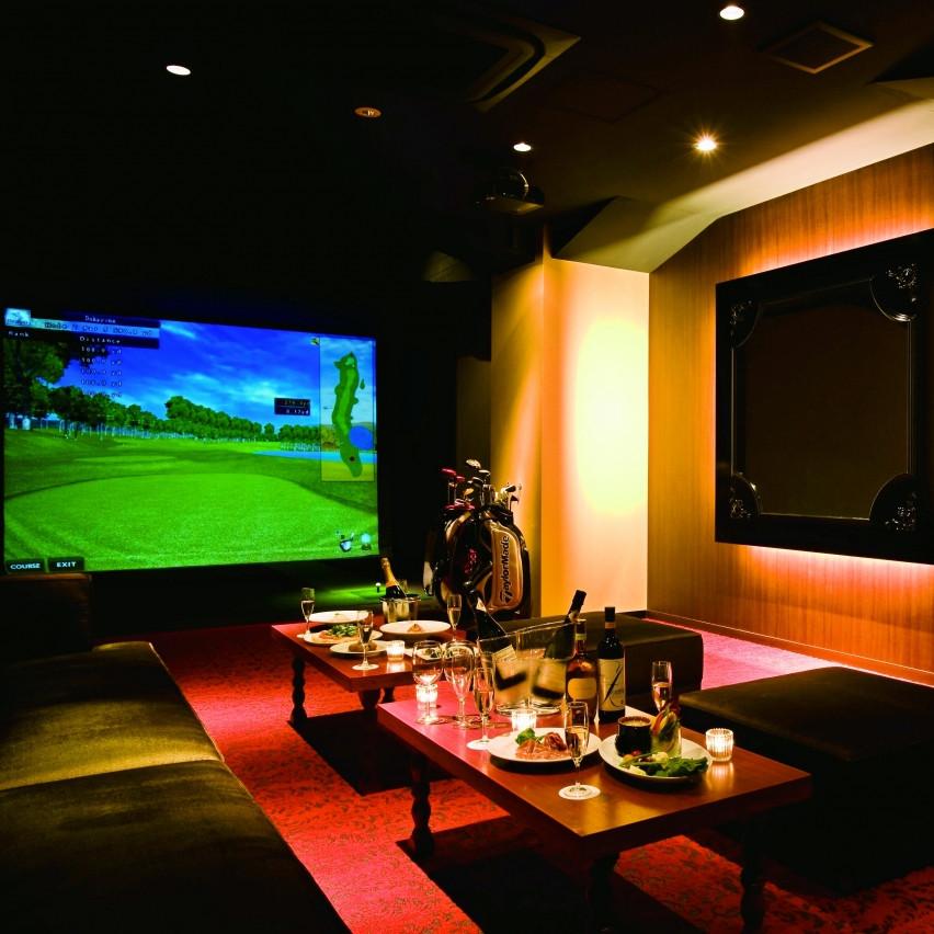 ゴルフバー&ダイニング 新橋ゴルフスタジオ アミューズメントのアルバイト情報